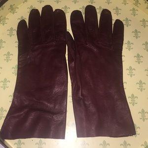 Accessories - Genuine fine leather ladies gloves 🧤